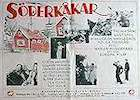 S�derk�kar 1932 Movie poster Edvard Persson
