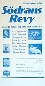 S�drans revy 1951 Movie poster �ke S�derblom