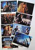 Soldier 1998 lobby card set Kurt Russell