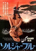 Soldier Blue 1970 Movie poster Candice Bergen