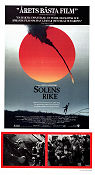 Empire of the Sun 1987 poster John Malkovich Steven Spielberg