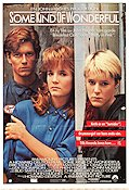 Some Kind of Wonderful 1987 Movie poster Eric Stoltz John Hughes