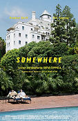 Somewhere 2010 poster Stephen Dorff Sofia Coppola