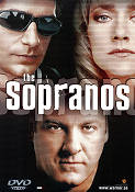 The Sopranos DVD 2002 Movie poster James Gandolfini