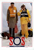 SOS En segels�llskapsresa 1988 Movie poster Lasse �berg