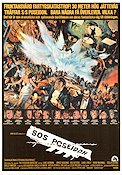 The Poseidon Adventure 1973 poster Gene Hackman