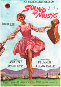 Sound of Music 1965 poster Julie Andrews Robert Wise