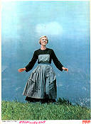 Sound of Music 1965 Movie poster Julie Andrews Robert Wise