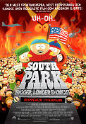 South Park 1999 Movie poster