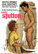 Soyas sjutton 1968 Movie poster Ghita N�rby