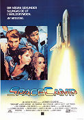 SpaceCamp 1986 Movie poster Kate Capshaw