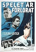 The Killing 1956 Movie poster Sterling Hayden