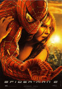 Spider-Man 2 2004 poster Tobey Maguire