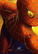 Spider-Man 2 2004 Movie poster Tobey Maguire