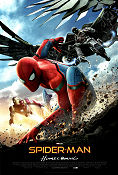 Spider-Man Homecoming 2017 poster Tom Holland Jon Watts