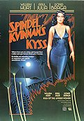 Kiss of the Spider Woman 1985 poster William Hurt
