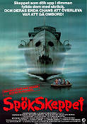 Death Ship 1980 Movie poster George Kennedy Alvin Rakoff