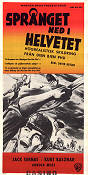 Jump Into Hell 1955 poster Jacques Sernas David Butler