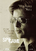 Spy Game 2001 poster Brad Pitt Tony Scott