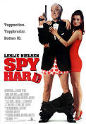 Spy Hard 1996 Movie poster Leslie Nielsen