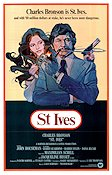 St Ives 1976 poster Charles Bronson J Lee Thompson