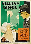The Beast of the City 1932 poster Walter Huston