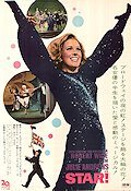 Star! 1968 Movie poster Julie Andrews Robert Wise