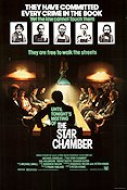 The Star Chamber 1983 poster Michael Douglas