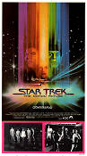 Star Trek 1979 Movie poster William Shatner