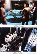 Star Trek 1979 lobby card set William Shatner