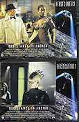 Star Trek First Contact 1996 lobby card set Patrick Stewart