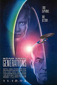 Star Trek Generations 1994 Patrick Stewart Star Trek
