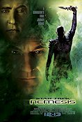 Star Trek: Nemesis 2002 Movie poster Patrick Stewart