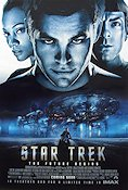 Star Trek: The Future Begins 2008 Movie poster J J Abrams