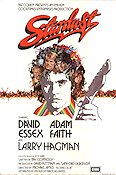 Stardust 1975 Movie poster David Essex