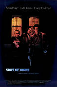 State of Grace 1990 Movie poster Sean Penn Phil Joanou