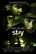 Stay 2005 Movie poster Ewan McGregor
