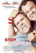 Step Brothers 2008 poster Will Ferrell
