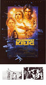 Star Wars Poster 30x70cm Mint original