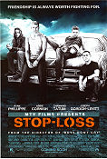 Stop-Loss 2008 movie poster Ryan Philippe
