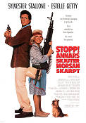 Stop or My Mom Will Shoot 1992 poster Sylvester Stallone