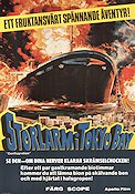 Conflagration 1976 Movie poster Katsumune Itshida