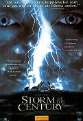 Storm of the Century DVD 1999 Movie poster Tim Daly