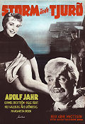 Storm över Tjurö 1954 Movie poster Adolf Jahr Arne Mattsson