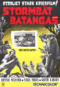 Mission Batangas 1968 poster Dennis Weaver
