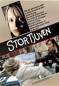Stortjuven 1978 Movie poster Ingegerd Hellner