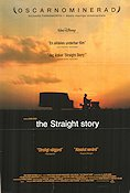 The Straight Story 1999 poster Sissy Spacek David Lynch
