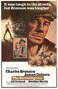 The Streetfighter 1975 Movie poster Charles Bronson
