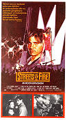 Streets of Fire 1984 poster Michael Paré