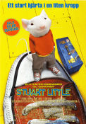 Stuart Little 1999 Movie poster Geena Davis